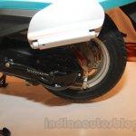 Hero Duet engine black unveiled India