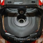 Hero Duet external fuel filler unveiled India