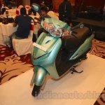 Hero Duet front quarter left unveiled India