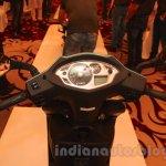 Hero Duet handlebar unveiled India