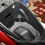Hero Duet luggage space unveiled India