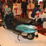 Hero Duet rear quarter left unveiled India