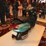 Hero Duet rear quarter right unveiled India