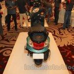 Hero Duet rear unveiled India