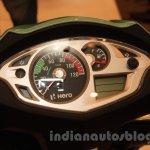 Hero Duet semi digital instrument cluster unveiled India