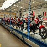 Hero Motocorp Colombia plant