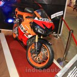 Honda CBR 600RR Repsol front at Nepal Auto Show 2015