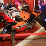 Honda CBR 600RR Repsol front three quarter left at Nepal Auto Show 2015