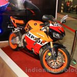 Honda CBR 600RR Repsol front three quarter right at Nepal Auto Show 2015