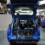Honda Civic Tourer Active Life Concept rear boot open at IAA 2015