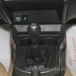 Honda Jazz gear lever at Nepal Auto Show 2015
