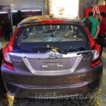 Honda Jazz rear at Nepal Auto Show 2015