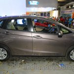 Honda Jazz side right at Nepal Auto Show 2015