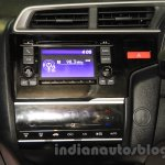 Honda Jazz touchscreen AVN at Nepal Auto Show 2015