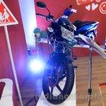 Honda Shine DSS front at Nepal Auto Show 2015
