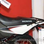 Honda XR 150L seat at Nepal Auto Show 2015