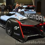 Hyundai N 2025 Vision GT rear three quarter at IAA 2015