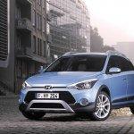 Hyundai i20 Active Euro spec