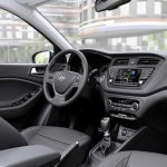 Hyundai i20 Active dashboard Euro spec