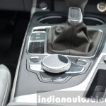 India-bound 2016 Audi A4 MMI controller at the IAA 2015