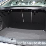 India-bound 2016 Audi A4 boot volume at the IAA 2015