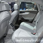 India-bound 2016 Audi A4 rear cabin at the IAA 2015
