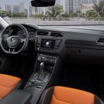 India-bound 2016 VW Tiguan R-Line cabin unveiled ahead of debut