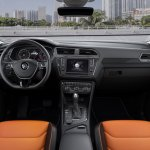 India-bound 2016 VW Tiguan R-Line interior unveiled ahead of debut