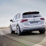 India-bound 2016 VW Tiguan R-Line rear unveiled ahead of debut