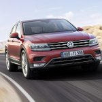 India-bound 2016 VW Tiguan front unveiled ahead of debut