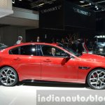 India-bound Jaguar XE side at the IAA 2015