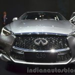 Infiniti Q30 City Black Edition front at IAA 2015