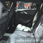 Infiniti Q30 cabin of the sport version at IAA 2015