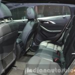 Infiniti Q30 rear seat at IAA 2015
