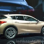 Infiniti Q30 side angle at IAA 2015