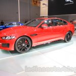 Jaguar XE S front quarter at the 2015 Chengdu Motor Show