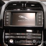 Jaguar XE S music system at the 2015 Chengdu Motor Show