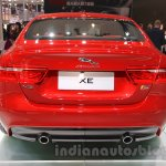 Jaguar XE S rear at the 2015 Chengdu Motor Show