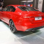 Jaguar XE S rear quarter at the 2015 Chengdu Motor Show