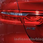 Jaguar XE S taillight at the 2015 Chengdu Motor Show
