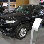 Jeep Grand Cherokee John Yiu limited-edition front quarter at the 2015 Chengdu Motor Show