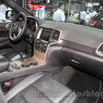 Jeep Grand Cherokee John Yiu limited-edition interior at the 2015 Chengdu Motor Show