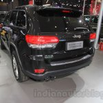Jeep Grand Cherokee John Yiu limited-edition rear quarter at the 2015 Chengdu Motor Show