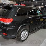 Jeep Grand Cherokee John Yiu limited-edition rear quarters at the 2015 Chengdu Motor Show