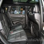 Jeep Grand Cherokee John Yiu limited-edition rear seat at the 2015 Chengdu Motor Show
