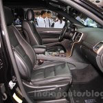 Jeep Grand Cherokee John Yiu limited-edition seats at the 2015 Chengdu Motor Show