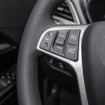 Lada Vesta cruise control buttons studio image