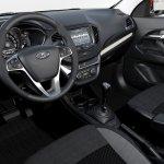 Lada Vesta dashboard studio image