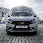 Lada Vesta front fascia studio image