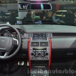 Land Rover Discovery Sport HSE Dynamic Lux dashboard at IAA 2015